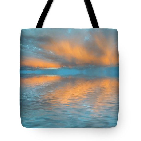 Fly Away With Me Tote Bag by Jerry McElroy