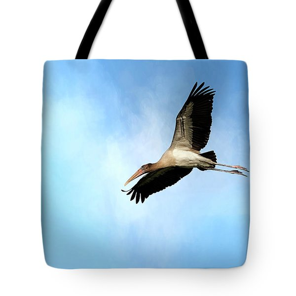 Fly By 2 Tote Bag