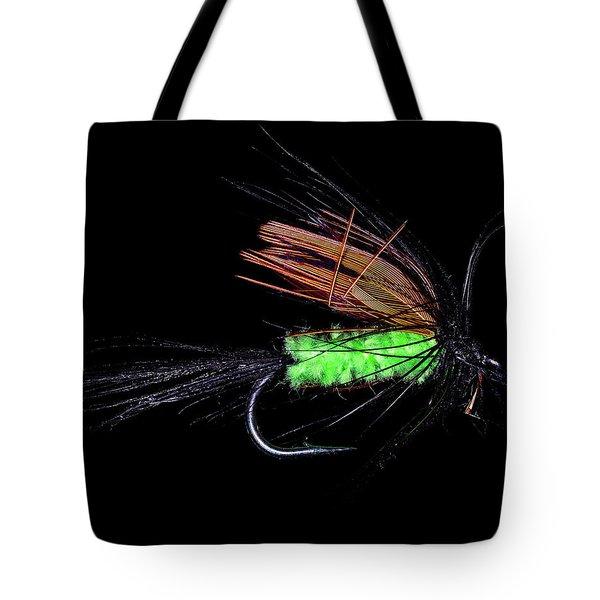 Fly-fishing 1 Tote Bag