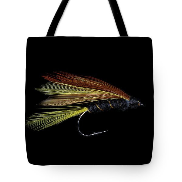 Tote Bag featuring the photograph Fly Fishing 3 by James Sage