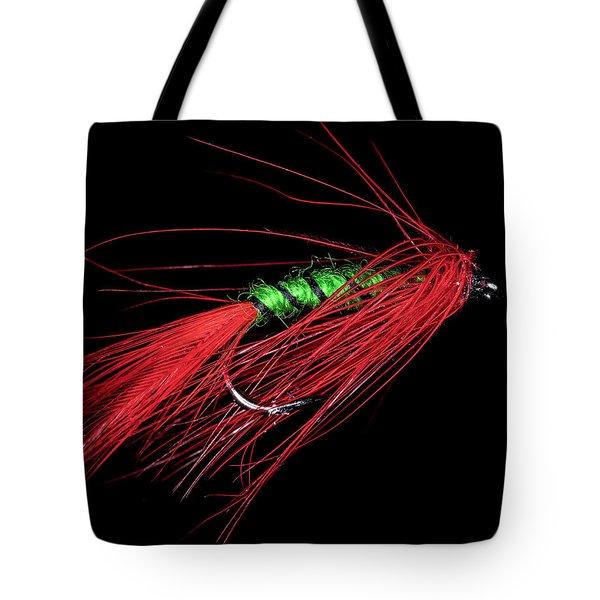 Fly-fishing 5 Tote Bag