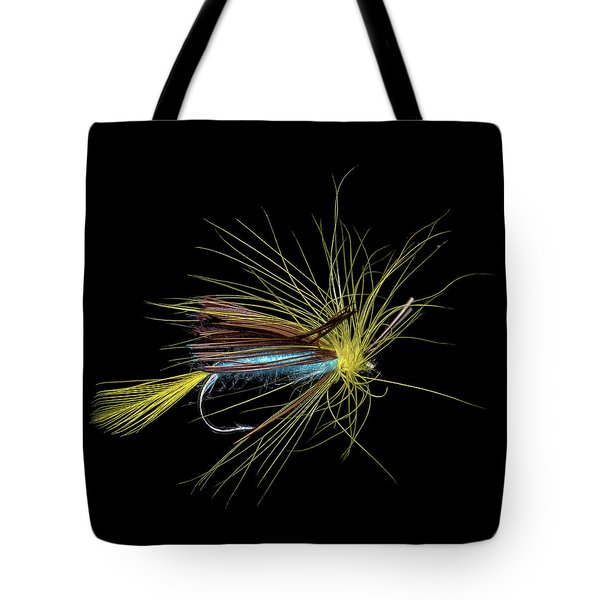 Tote Bag featuring the photograph Fly-fishing 6 by James Sage