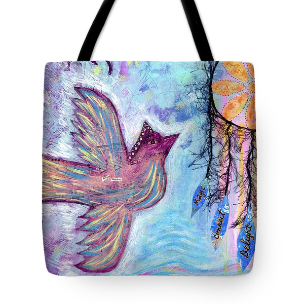 Fly Into Your Sweet Dreams Tote Bag