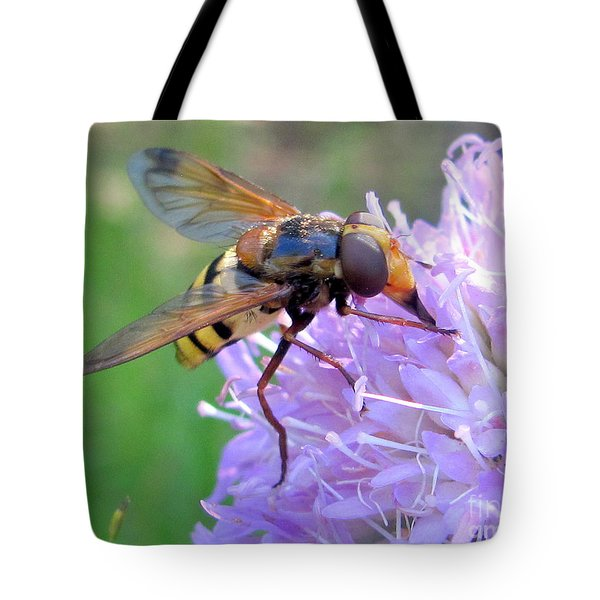 Fly Tote Bag by Irina Hays