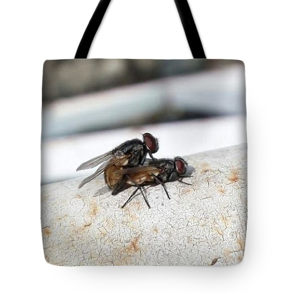 Fly Love Tote Bag