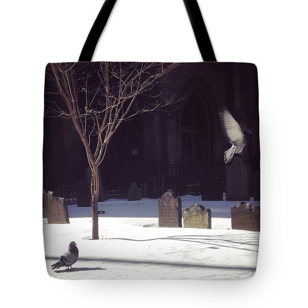 Fly On Tote Bag