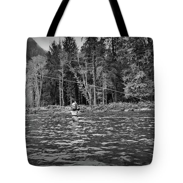 Fly On The Swing Tote Bag