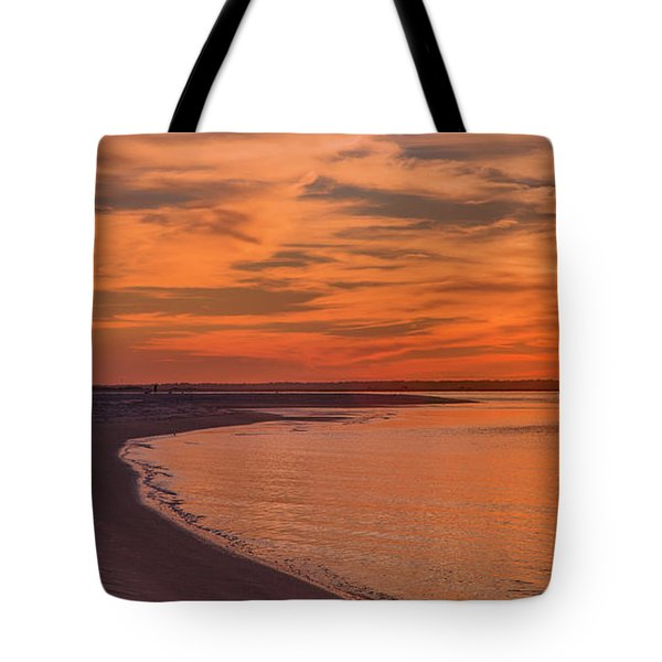 Fly To The Angels Tote Bag