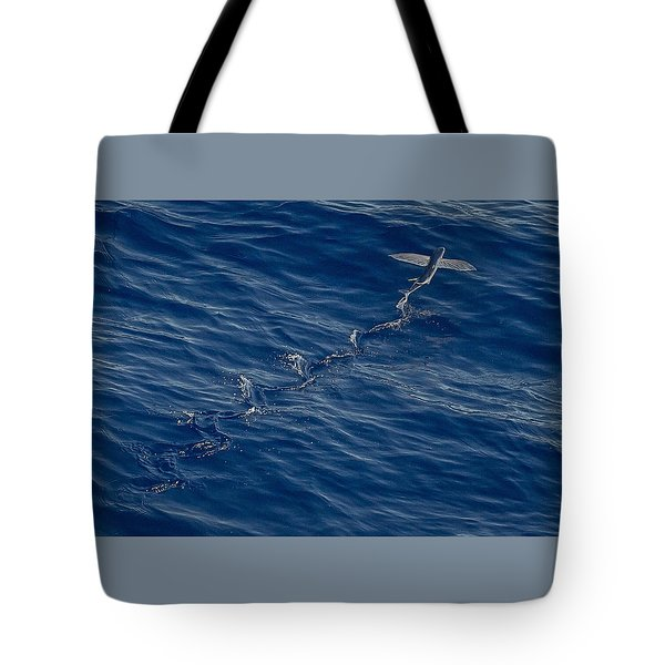 Flyer Tote Bag