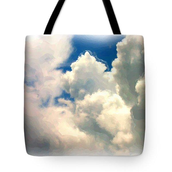 Flyin High Tote Bag
