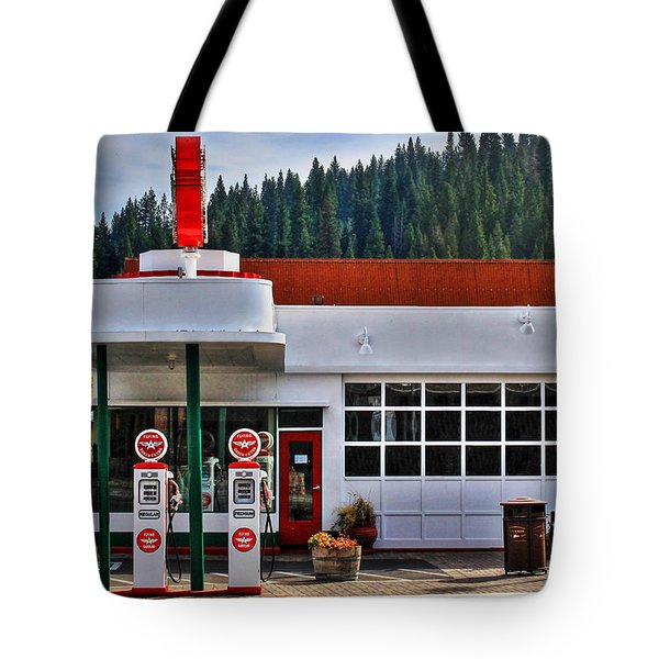 Flying A Gas Tote Bag