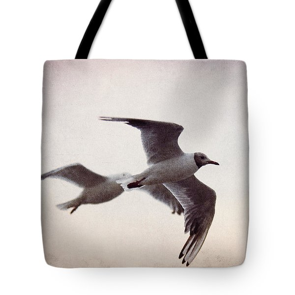 Flying Tote Bag by Angela Doelling AD DESIGN Photo and PhotoArt