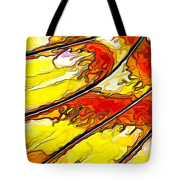 Flying Away... Tote Bag