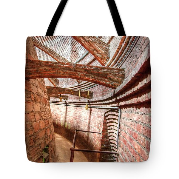 Flying Buttresses In The Dome 1  Tote Bag