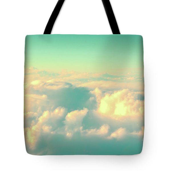 Tote Bag featuring the photograph Flying by Delphimages Photo Creations