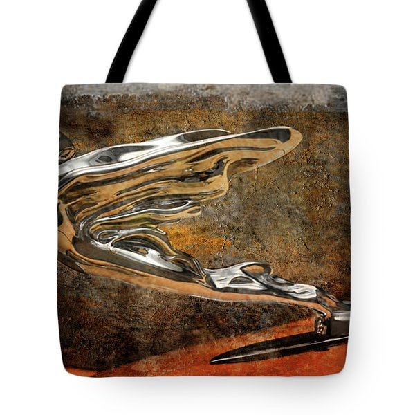 Tote Bag featuring the digital art Flying Erol by Greg Sharpe