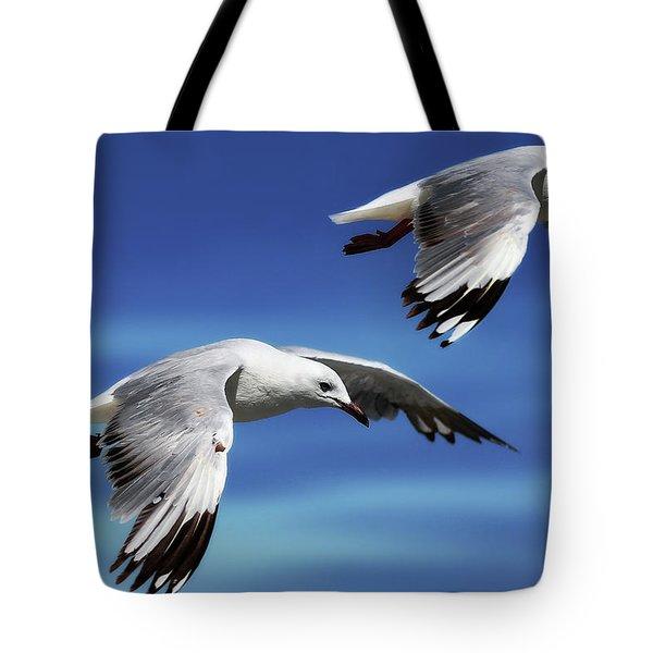Flying High 0064 Tote Bag