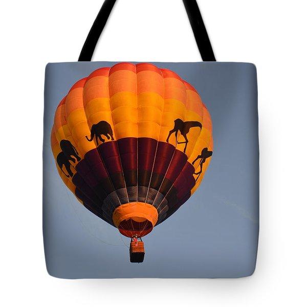 Flying High Tote Bag