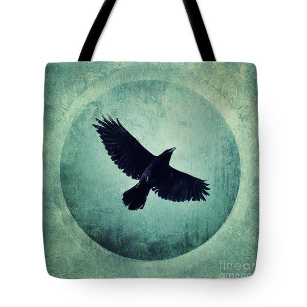 Flying High Tote Bag by Priska Wettstein