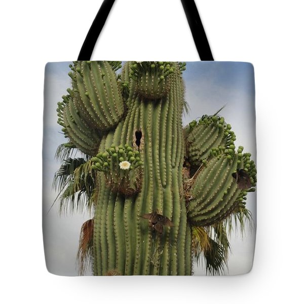 Flying Home Tote Bag