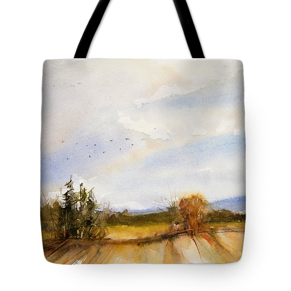 Flying South Tote Bag by Judith Levins