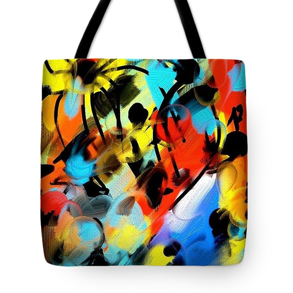 Flysquid Dream Tote Bag