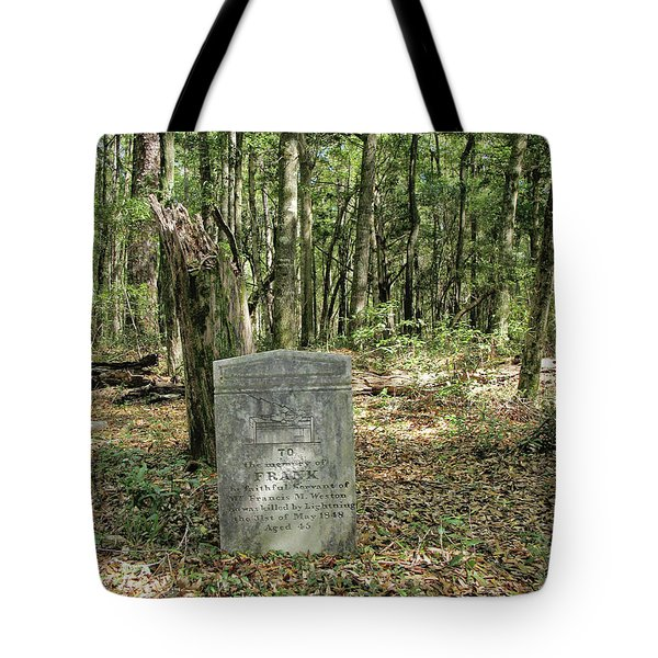 Fm Weston Tote Bag