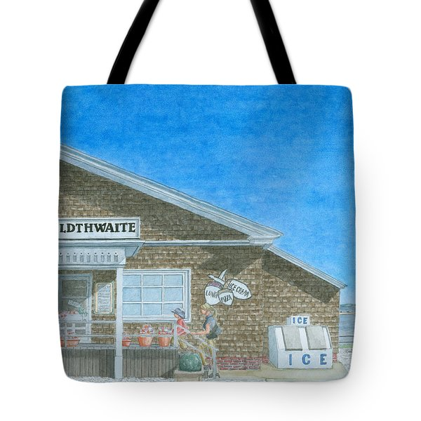 F.o. Goldthwaite Tote Bag