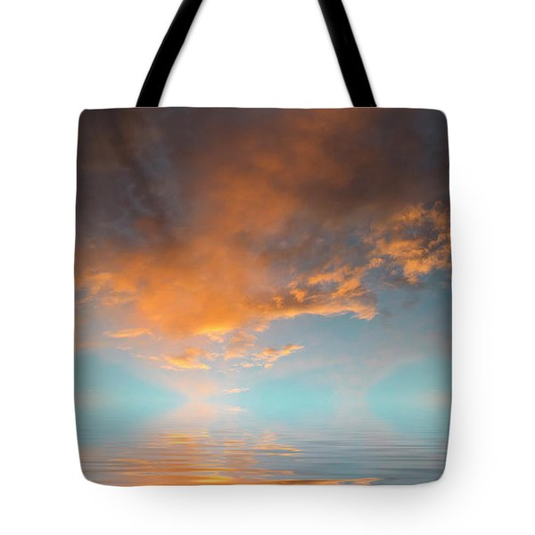 Focal Point Tote Bag by Jerry McElroy