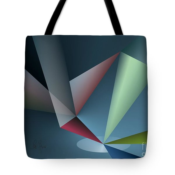 Focus Tote Bag by Leo Symon