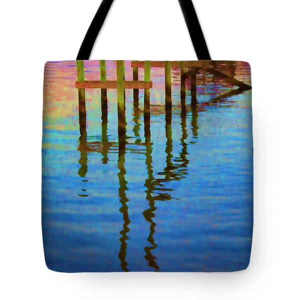 Focus On The Water Tote Bag