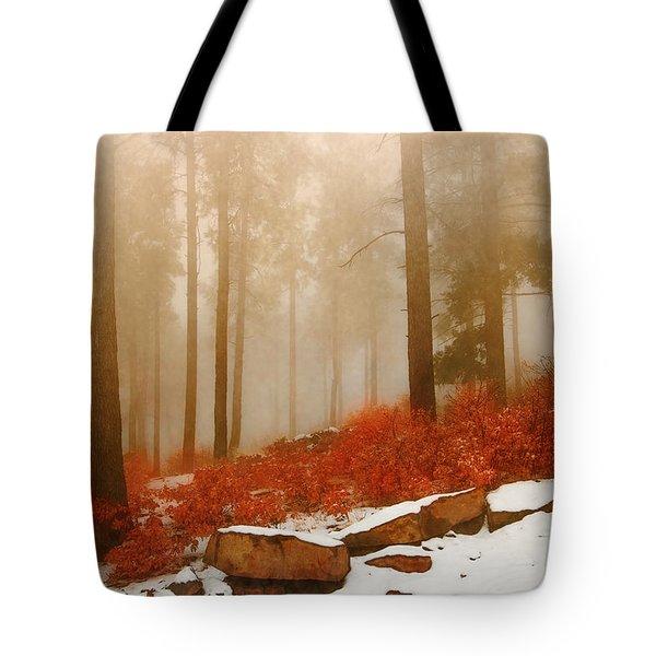 Fog II Tote Bag