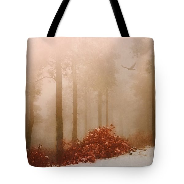 Fog IIi Tote Bag