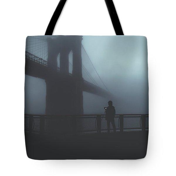 Fog Life  Tote Bag