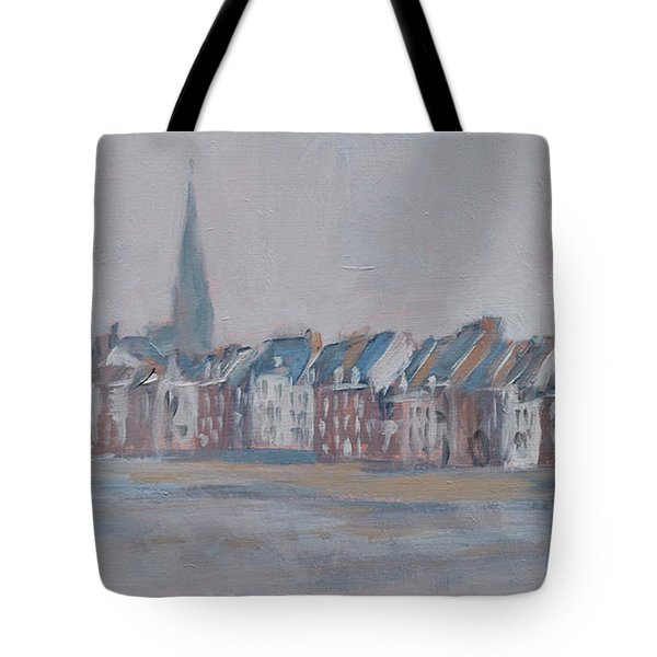 Foggy Wyck Tote Bag