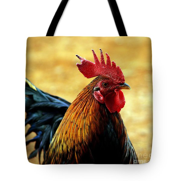 Foghorn I Tote Bag by Patricia Griffin Brett