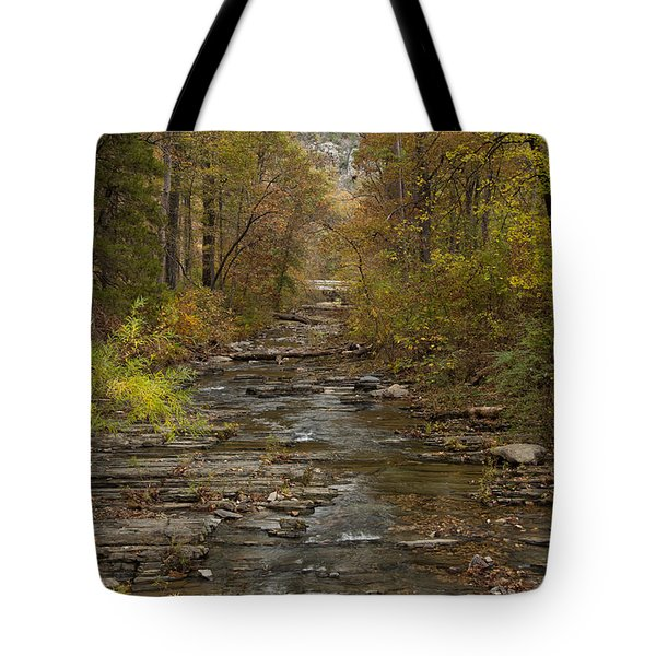 Fok River Tote Bag