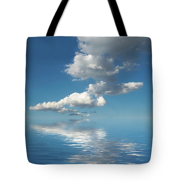 Follow Me Tote Bag by Jerry McElroy
