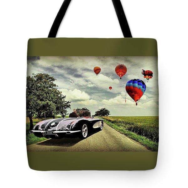Follow That Dream Tote Bag
