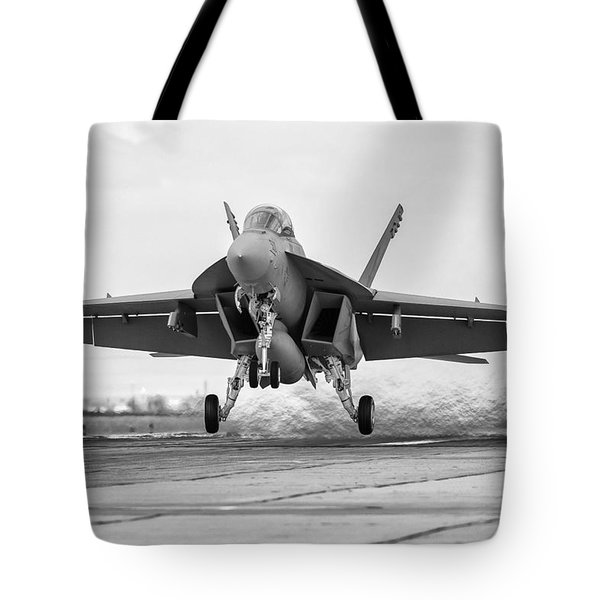 Follow The Bouncing Growler Tote Bag