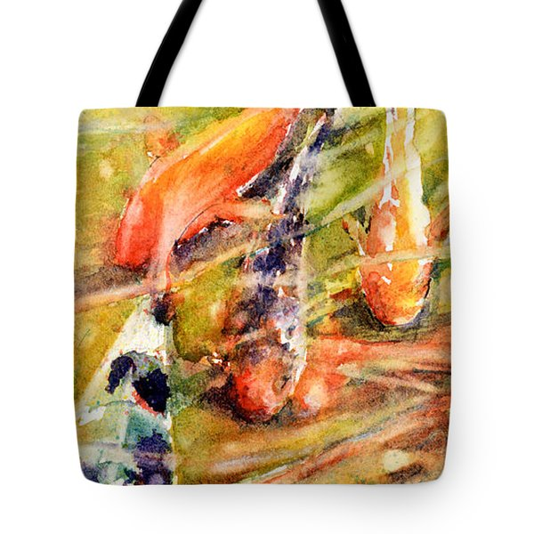 Follow The Leader Tote Bag by Judith Levins