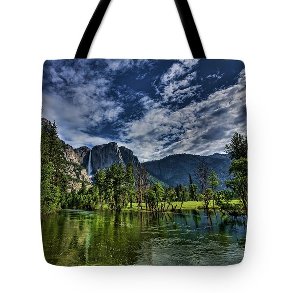 Follow The River Tote Bag