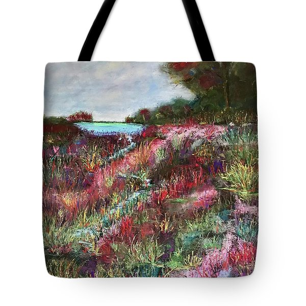 Follow The Whispers Tote Bag