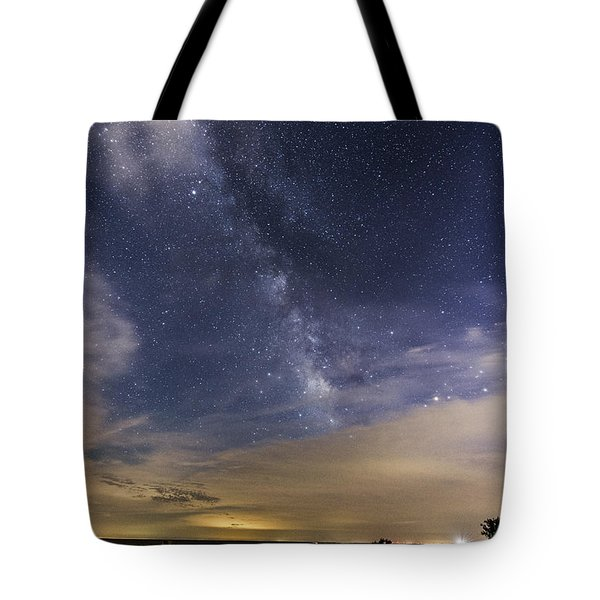 Follow Your Dreams Tote Bag by Karen Slagle