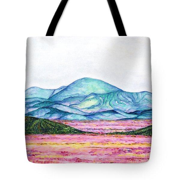 Follow Your Feelings Tote Bag