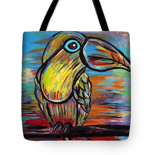 Follow Your Nose Tote Bag