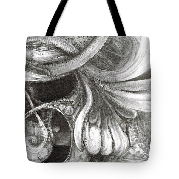 Fomorii Pod Tote Bag by Otto Rapp