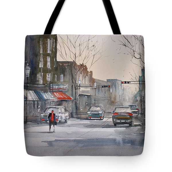 Fond Du Lac Revisited Tote Bag by Ryan Radke