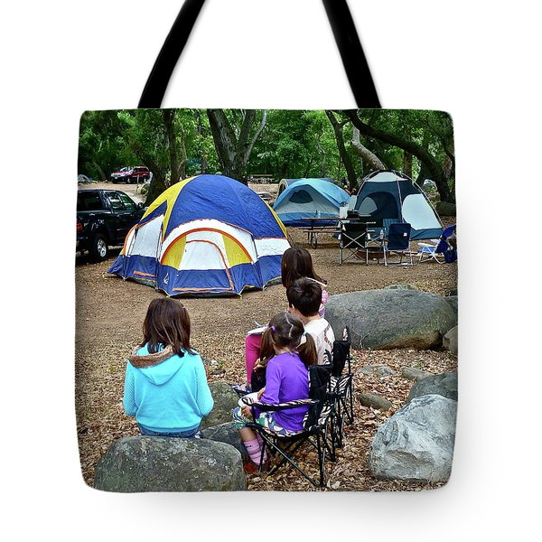 Fond Memories Tote Bag