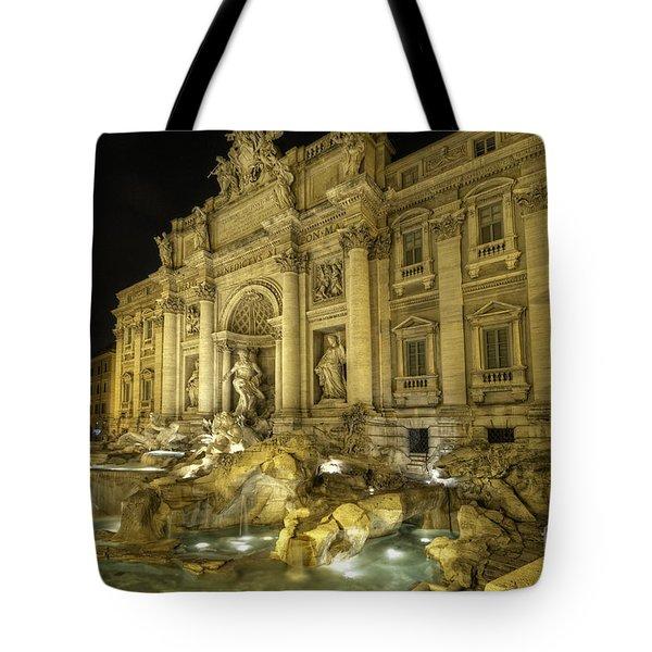 Fontana Di Trevi 1.0 Tote Bag